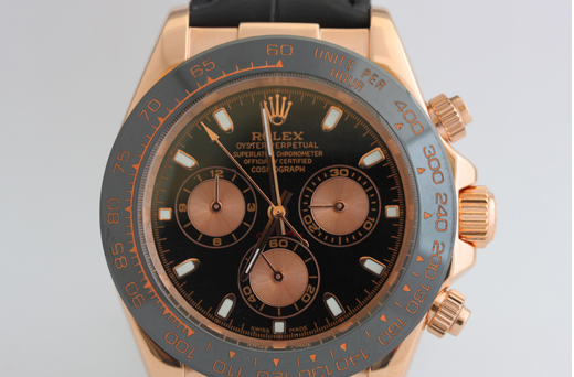 Rolex Replica - Everose Daytona Replica