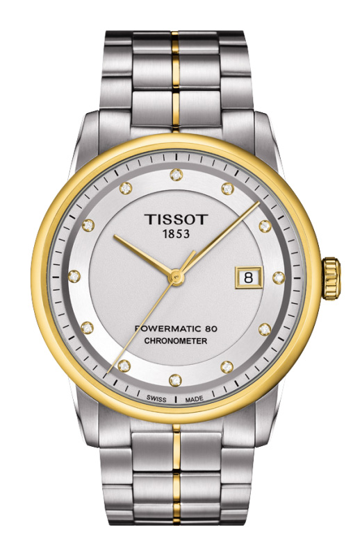 80 Hour Power Reserve: Tissot Powermatic80