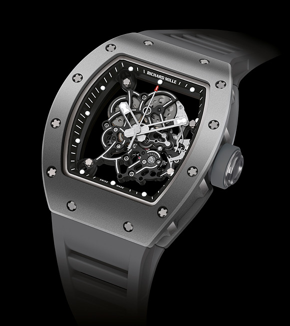 Replica Richard Mille – RM 055 Bubba Watson Boutique Edition