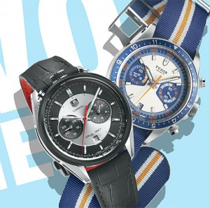 TAG Heuer Replica Carrera Calibre 1887 vs. Tudor Replica Watches Heritage Chrono Blue