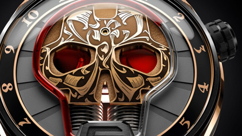 Just Best Replica Watches – HYT Skull Maori