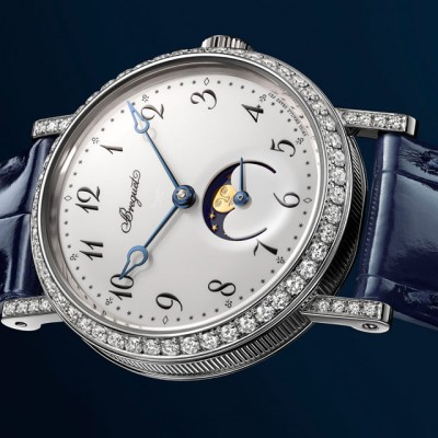 Lady's Replica Watch Review --- Breguet - Classique Phase de Lune