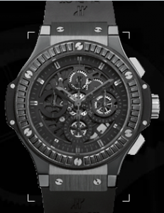 A Skeleton Watch-Hublot Aero Bang Replica