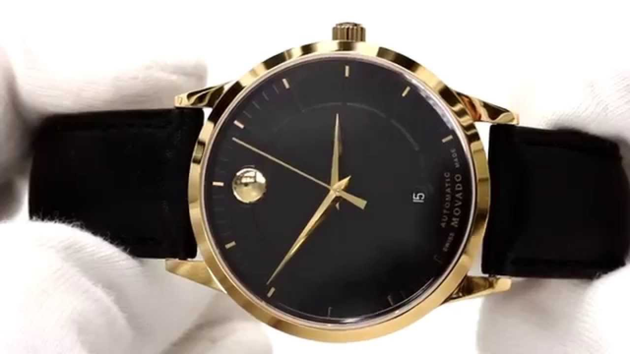 The Movado 1881 Automatic Replica Watch Review