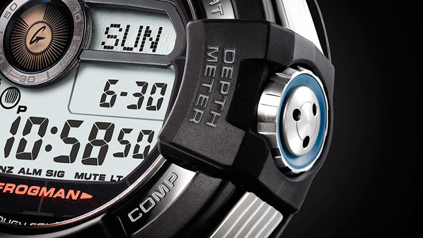 Make You Feel Younger: Casio G-Shock Frogman GWF-D1000 Replica Watch Hands-On
