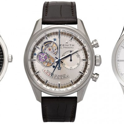 Zenith Launches Online with Mr Porter and pay attention to the burgeoning quartz industry