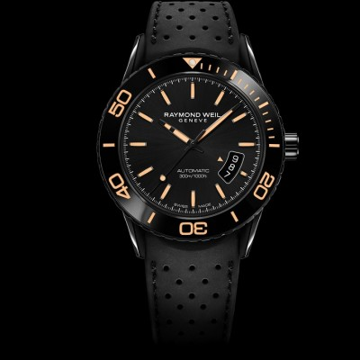 Raymond Weil Launched Newest Casual Freelancer Replica Watch