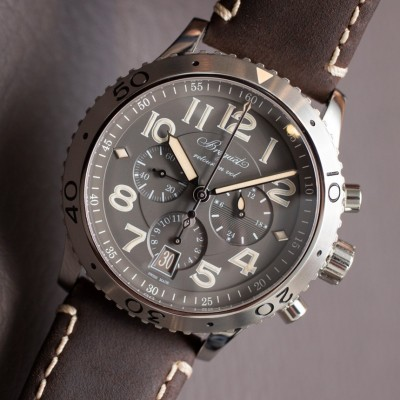 Hands-On With Breguet Type XXI 3817 Mens Replica Watch