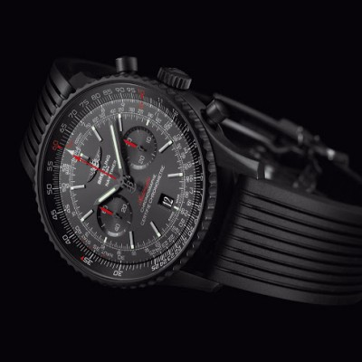 Take A Look At The Breitling Navitimer 46mm All-Black Replica