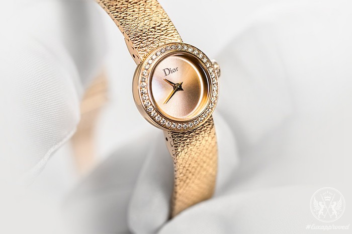Introducing The New La D de Dior Satine Collection Victoire de Castellane Ladies Replica