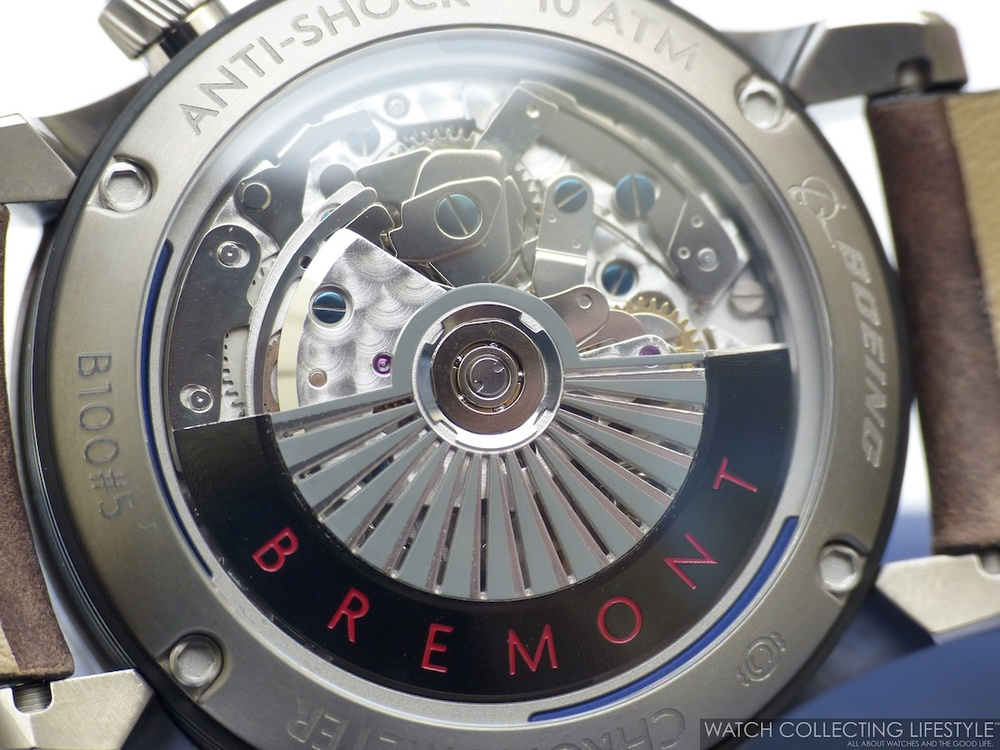 Limited Edition Watch Series:The New Bremont Boeing 100 Replica At Baselworld 2016