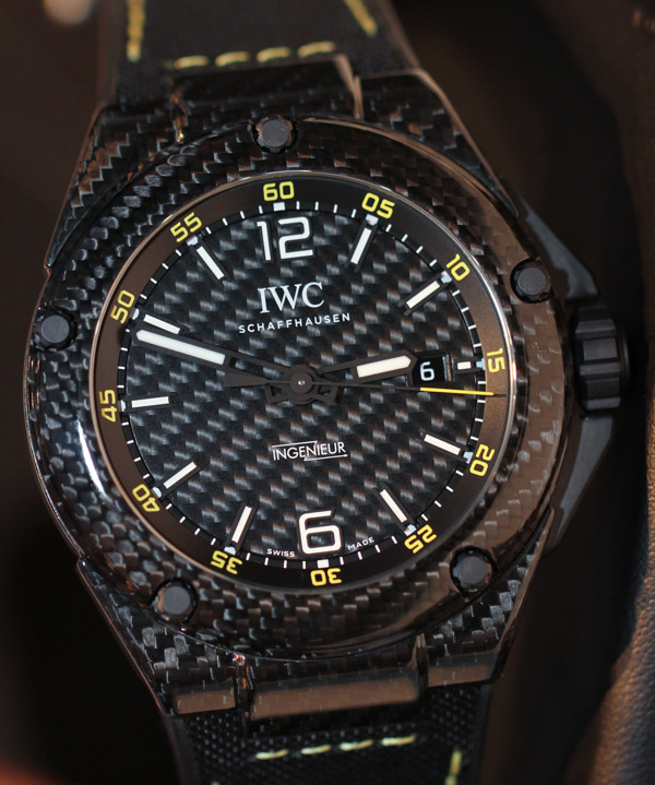 IWC Three-Hand Ingenieur 40mm Case Sport Replica Watch