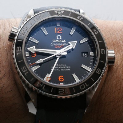The Good Reason To Buy A Luxury Omega Seamaster Planet Ocean GMT 600m Replicas
