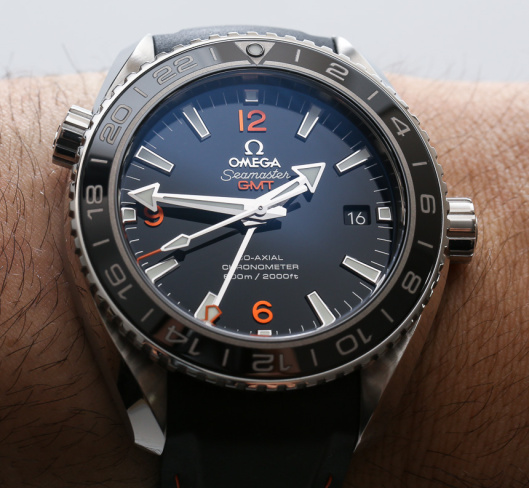 The Good Reason To Buy A Luxury Omega Seamaster Planet Ocean GMT 600m Replica