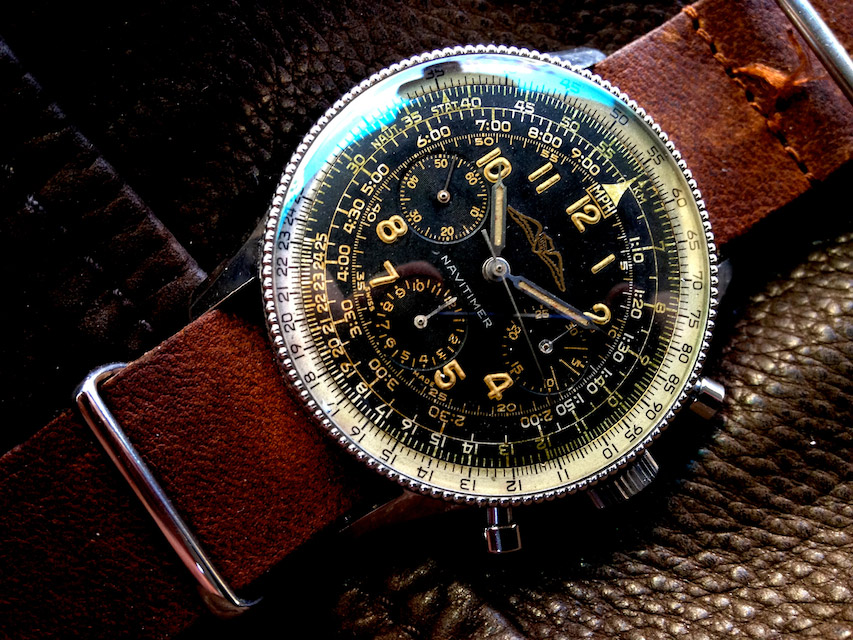 Show You The Breitling AVI 765 Co-Pilot Replica Watch