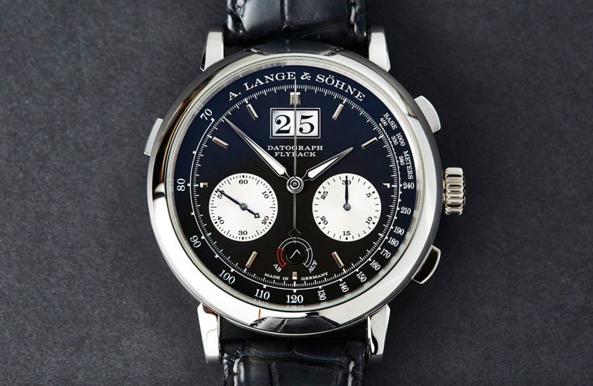 Take A Look At A. Lange & Söhne Saxonia Datograph Up/Down Mens Replica
