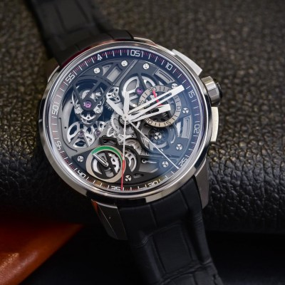 Hands-on With The Angelus U30, A Split-seconds Chronograph With Flyback Watch