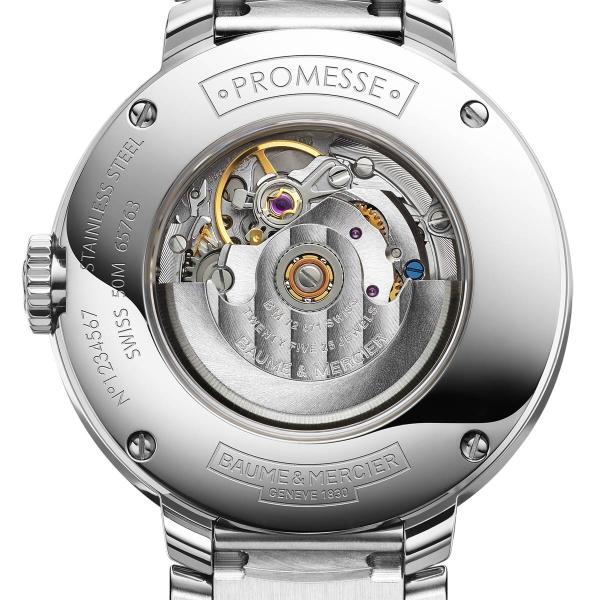 Baume & Mercier's Promesse Luxury Replica Watch Collection for Ladies