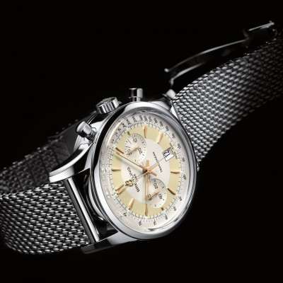 Limited Edition Watch Series:Breitling Transocean Chronograph Replica