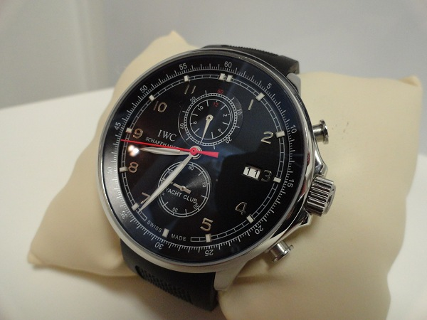 A Review Of  IWC Portuguese Yacht Club Chronograph Mens Replica