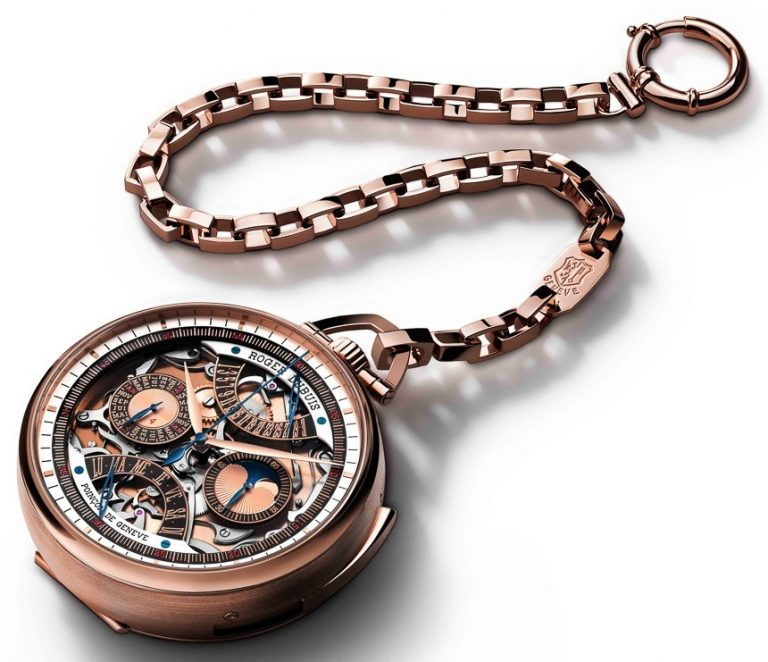 Roger Dubuis Hommage Millesime Replica Pocket watch