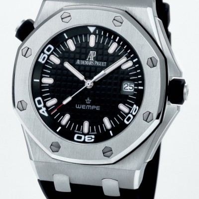 Show You The Audemars Piguet Royal Oak OffShore Wempe Scuba Replica