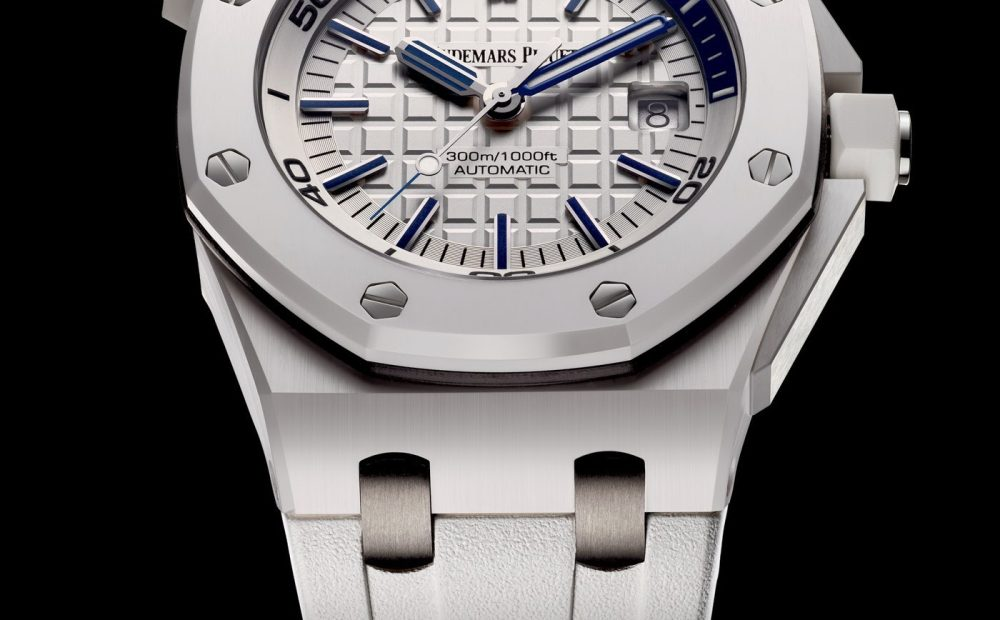 Let Us Review The Audemars Piguet Royal Oak Offshore Diver In White Ceramic Replica
