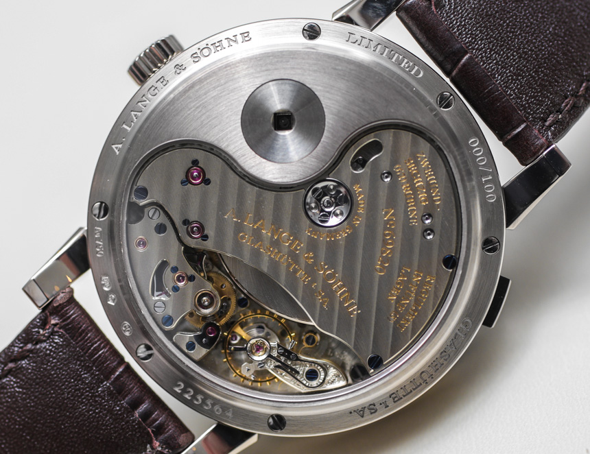 Limited Edition Watch Series:A. Lange & Söhne Lange 31 Replica Watch