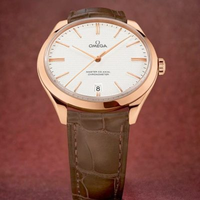 Take A Look At The Omega De Ville Trésor Master Co-axial Men's Replica