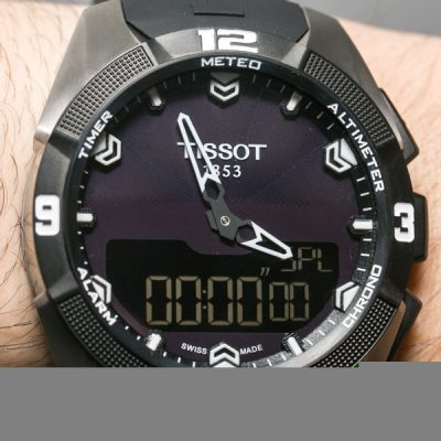 Detailed Review With The Tissot T-Touch Expert Solar Watch