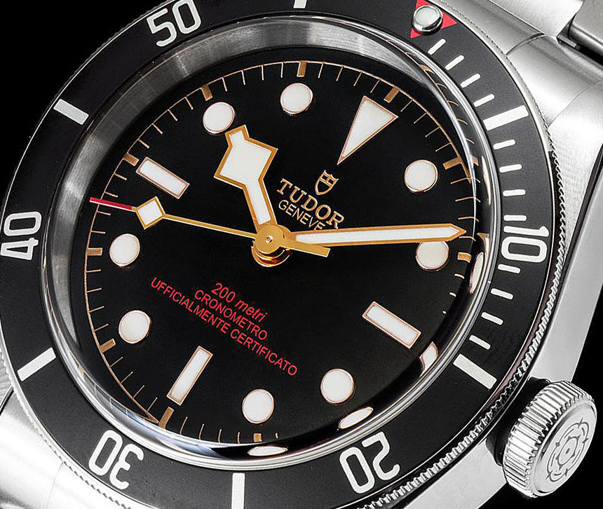 Hands-On With Tudor Heritage Black Bay 'Orologi & Passioni' Replica