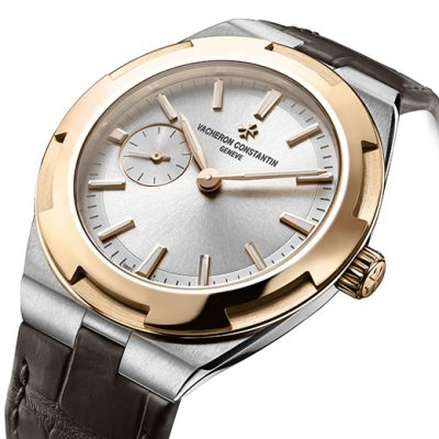 The Replica Vacheron Constantin Overseas Expansion Model Is Of Little Man