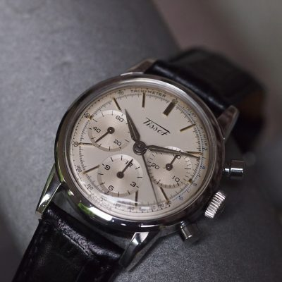 Detailed Review With The Tissot 1281 Chronograph Men's Replica