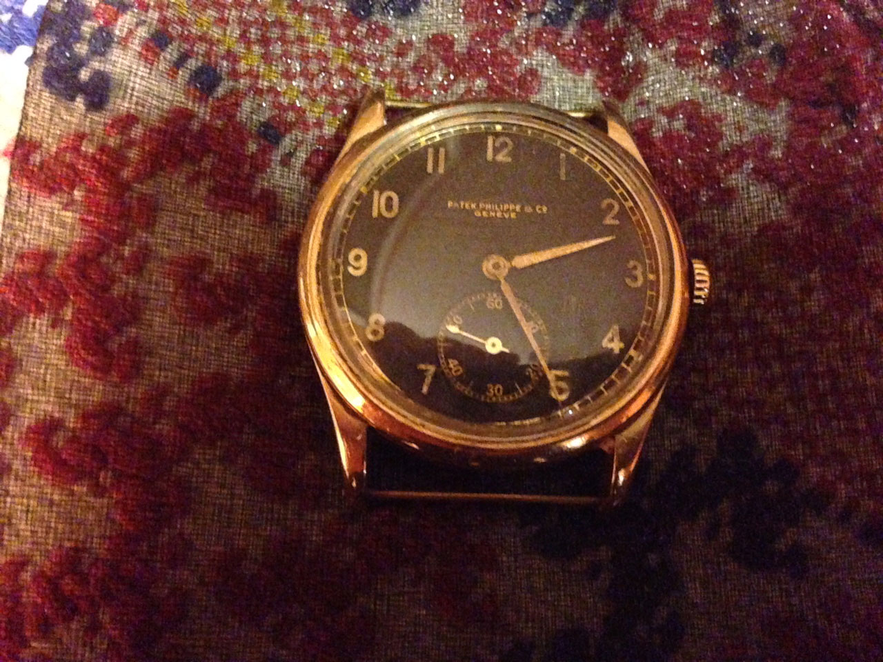 Can I Buy The Extraordinary Story of the Patek Philippe That Survived The Holocaust Low Price Replica