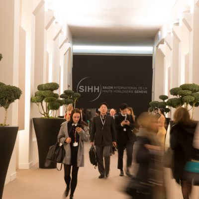 The Salon International de la Haute Horlogerie continues to grow