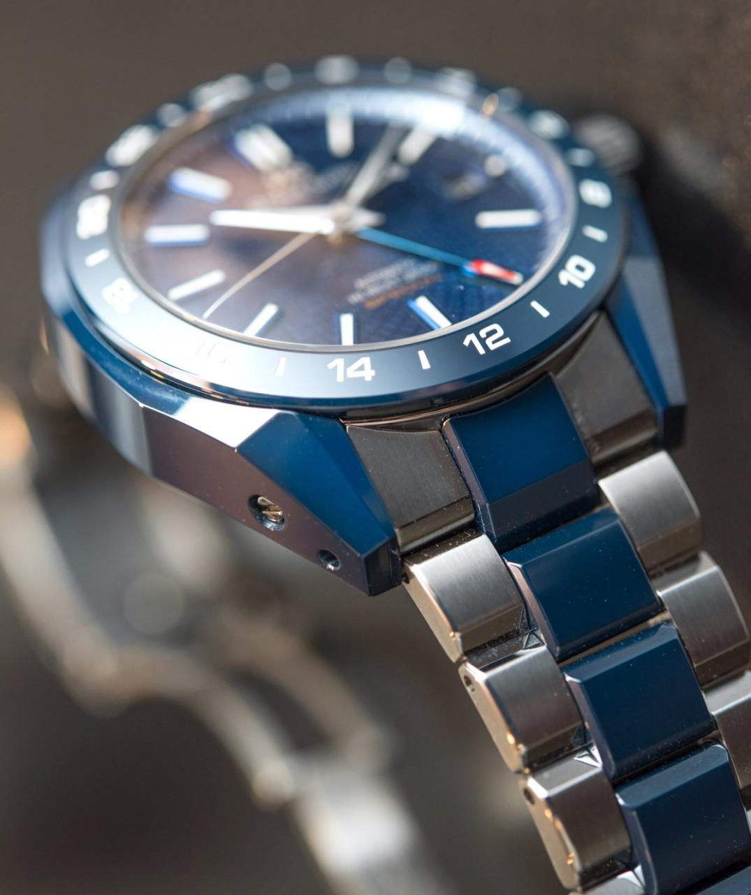 Grand Seiko Blue Ceramic Hi-Beat GMT 'Special' Limited Edition SBGJ229-A Hands-On Hands-On