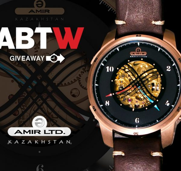 Watch Giveaway: Amir Watches Nomadic Empires Automatic Replica Guide Trusted Dealers