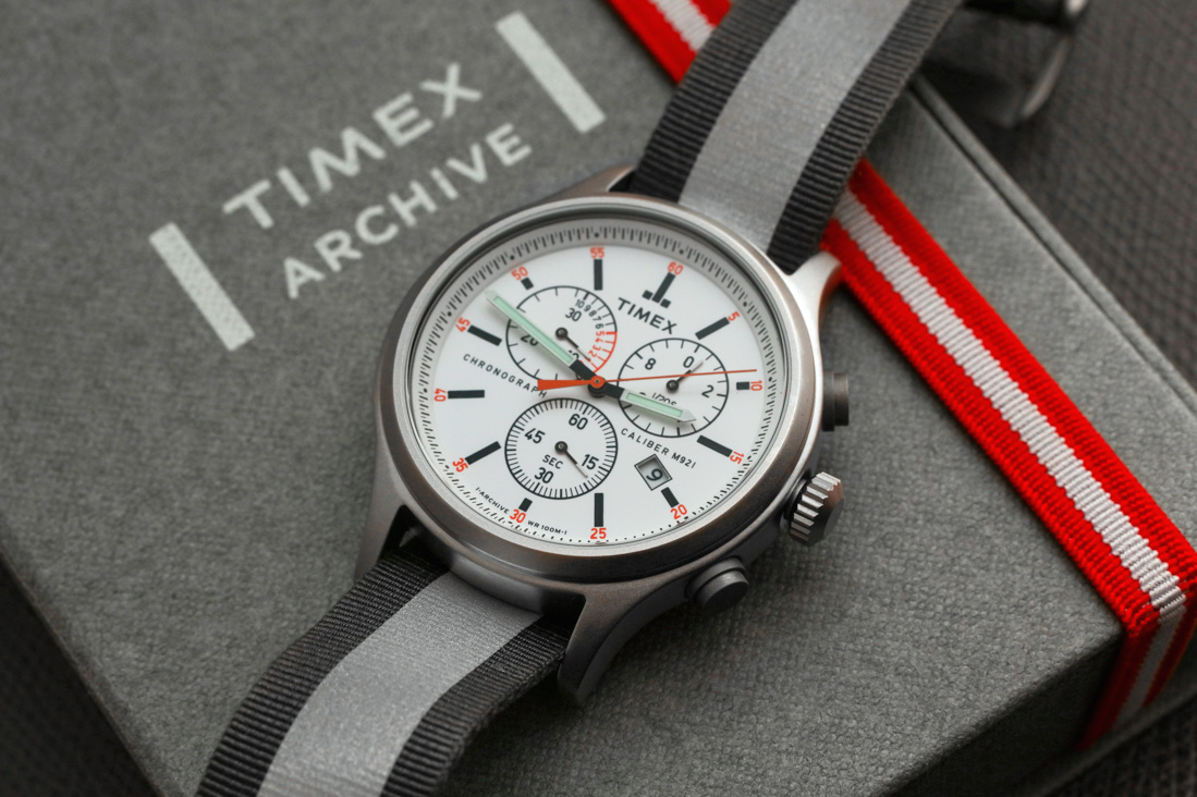 Timex Archive Collection Metropolis Allied & Allied Chrono Watches Hands-On Hands-On