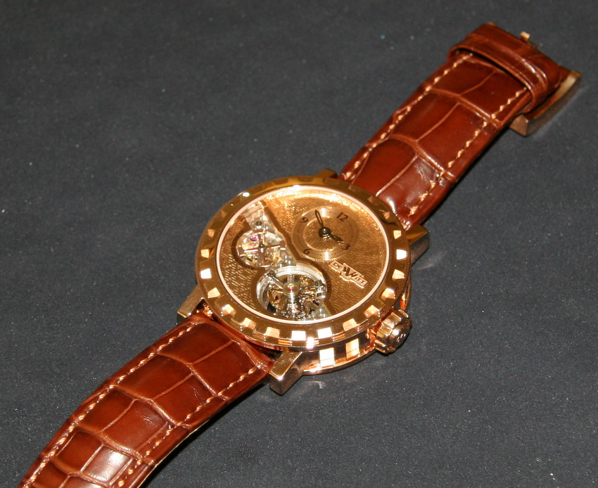 DeWitt Shines In The Glow Of Watch Dealer Shapur In San Francisco Hands-On