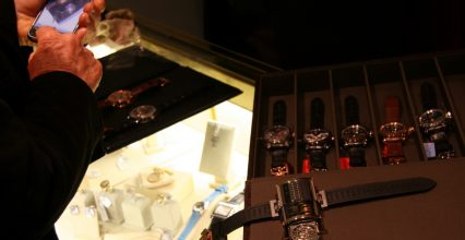 DeWitt Shines In The Glow Of Watch Dealer Shapur In San Francisco Replica Trusted Dealers