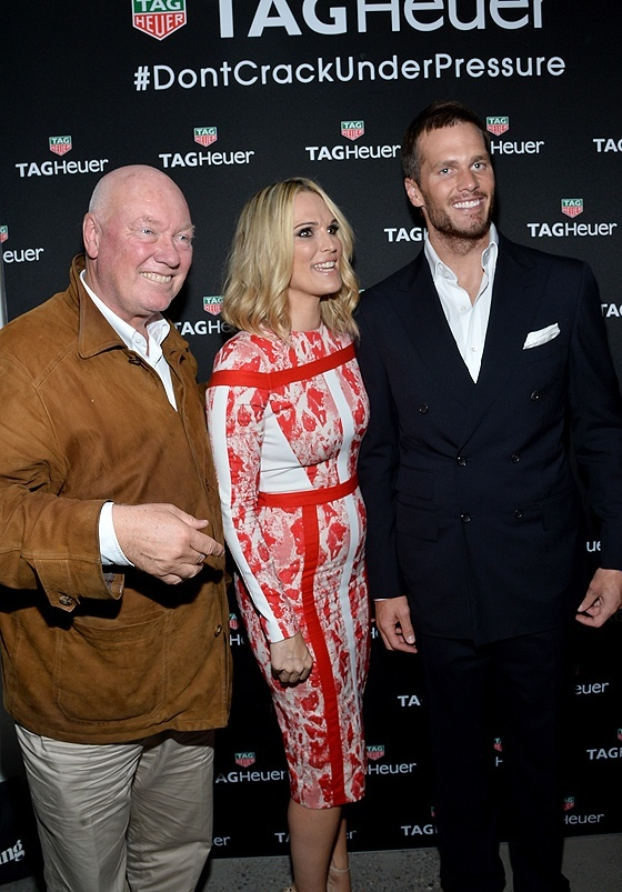 Tom Brady – The New Ambassador of Tag Heuer