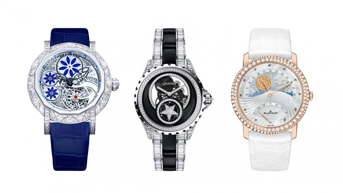 Beautiful Chanel Replica Watches for the Appearance Consciou