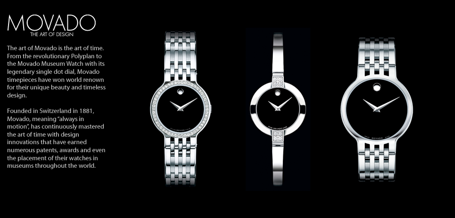 Best Swiss Made Movado Replica Watches For Cheap