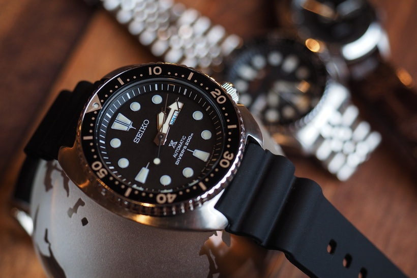 Testing The New Seiko Prospex 200m Divers Replica Watch