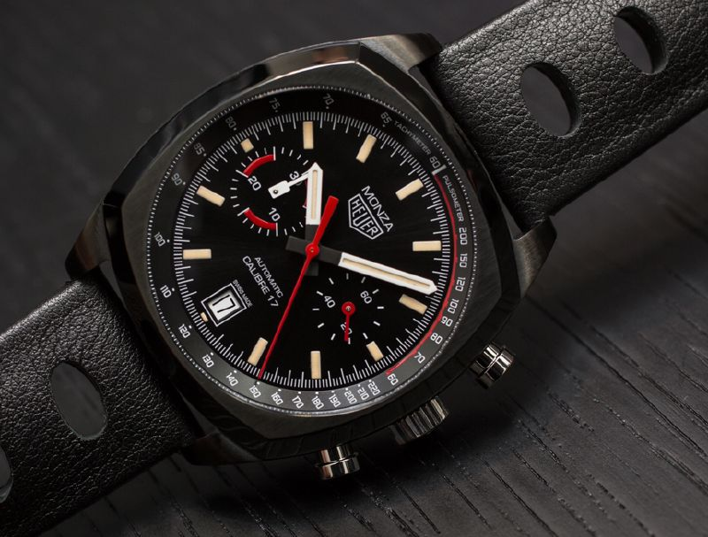 Tag Heuer Releases The New Heuer Monza Replica Watch For 40th Anniversary