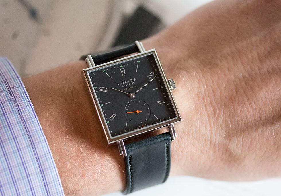 Presenting The Automatic Classic NOMOS Tetra Neomatik Replica Watch