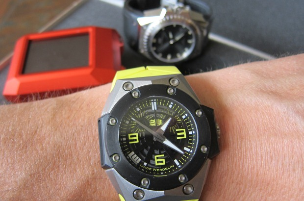 Hands-on With Linde Werdelin Oktopus II Diver Replica Watch Reviews