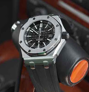 Presenting The Audemars Piguet Royal Oak Offshore Diver 15703 Replica