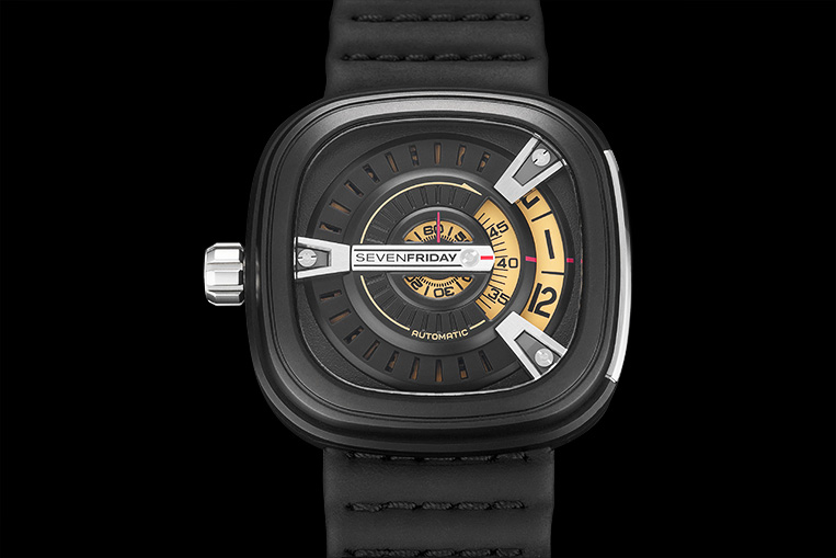 Detailed Review With The  SevenFriday M2 47mm Replica