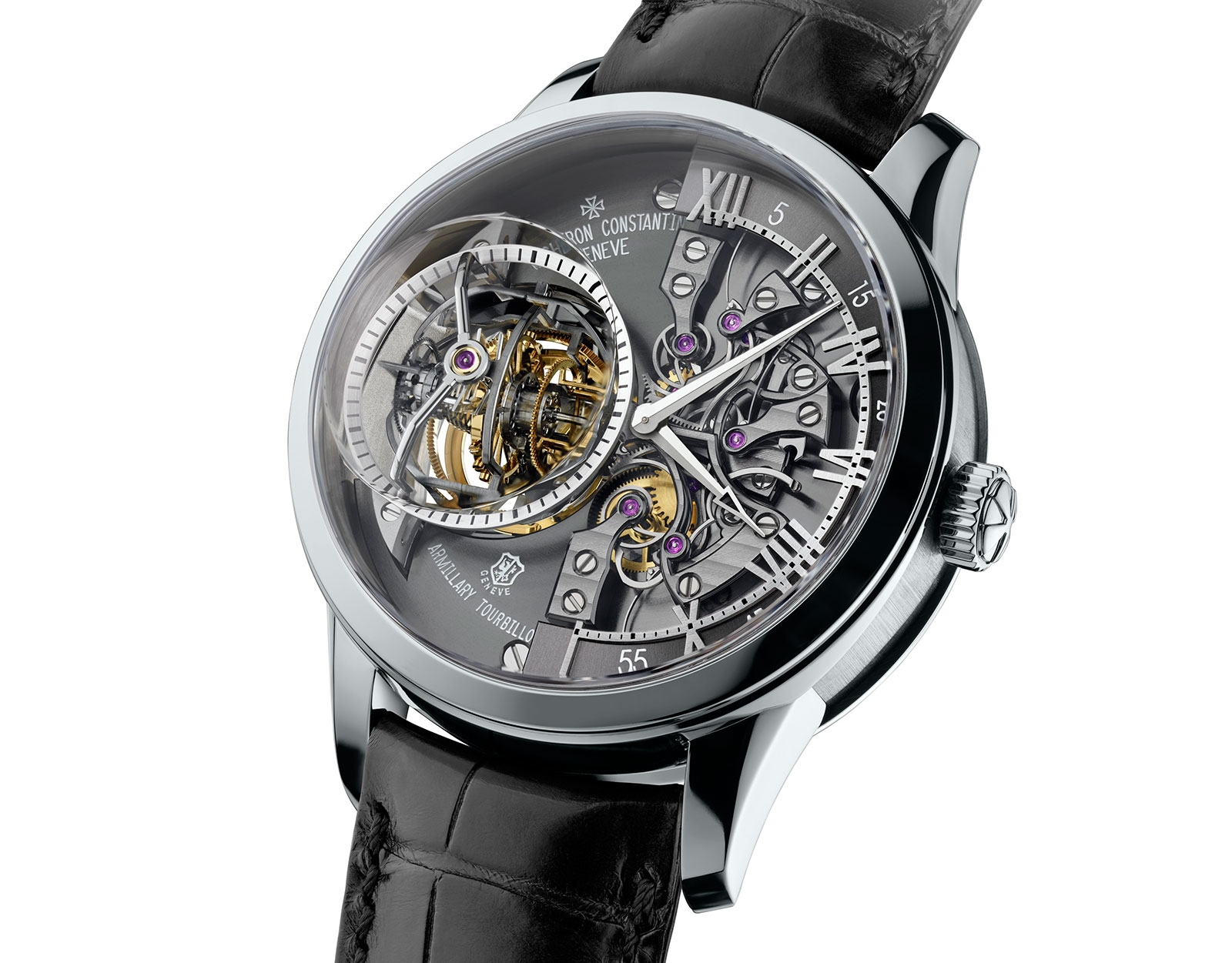 Presenting The Vacheron Constantin Double Axis Armillary Tourbillon Replica